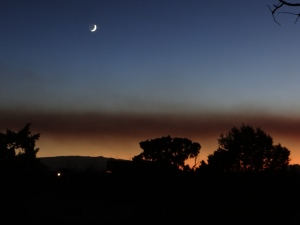 Smoky Night in Eldorado