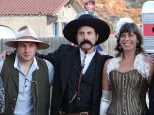 Wyatt Earp and Friends
