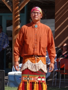 Storytelling at Pueblo Cultural Center 20121014