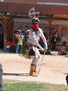 White Mountain Apache Dancing