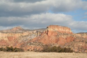 Ghost Ranch, Abiqui, NM - Image by M. Reddy-Hjelmfelt http://theredelm.com/