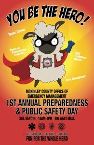 MC PandP Day Poster
