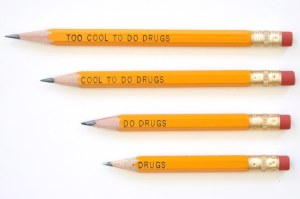 too-cool-to-do-drugs-pencils