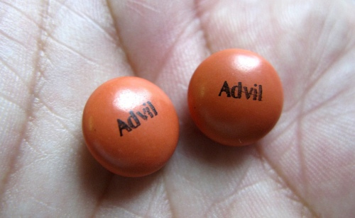 The warning labels for Advil and other ibuprofen-containing drugs will soon be updated to more accurately reflect concerns about heart attack and stroke risks.  (photo: frankieleon)